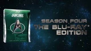 Star Trek TNG Season 4 Blu-ray Trailer