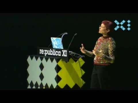 re:publica 2011 - Mitchell Baker - Individuality, Technology and Online Life on YouTube