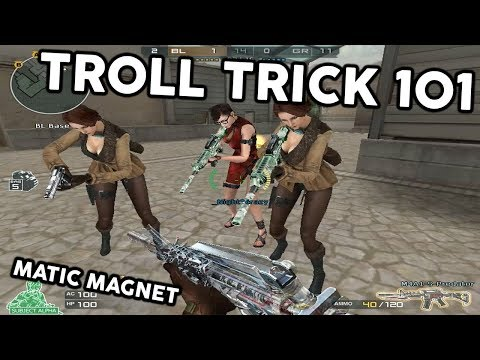 Crossfire PH 2018: TROLL TRICK | FUNNY MOMENTS