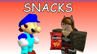 Snacks (SM64/ROBLOX Version)