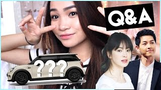 Tallk To Lisa (Q&A) Vol.6 ✘ SONG JOONG KI, DRAMA, FIRST CAR?!