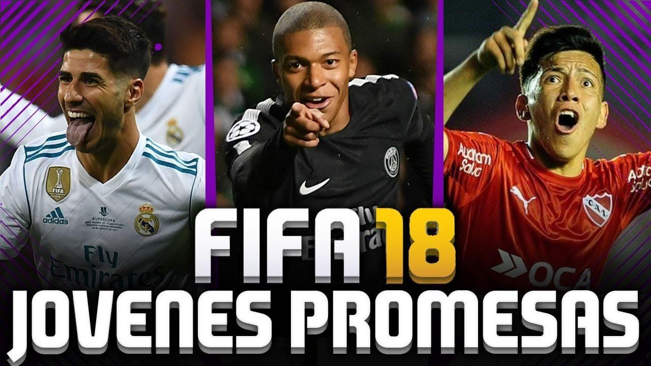 Fifa 18 jovenes promesas en modo carrera fifa 18 top for Esteban paredes fifa 18