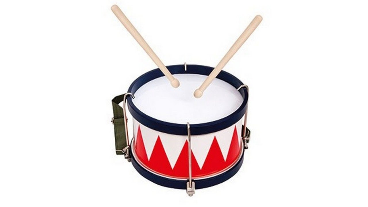 Большой барабан картинки для детей