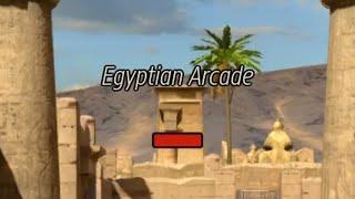 The Talos Principle Walkthrough (TTP) - Egyptian Arcade (Part 62)