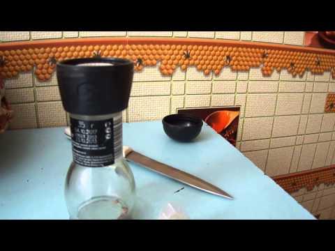 Как открыть мельницу для перца kotanyi видео