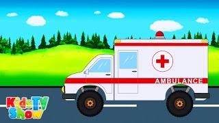 Ambulance Car for Kids: Cartoon for Children by Kids TV Show