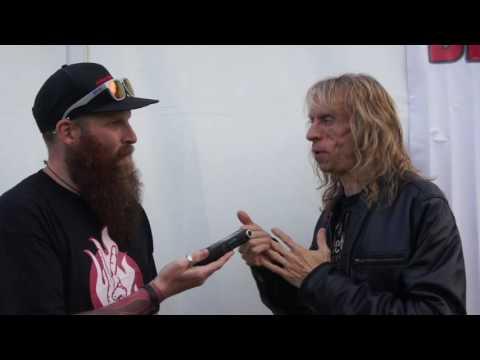 Diamond Head Interview Bloodstock 2016