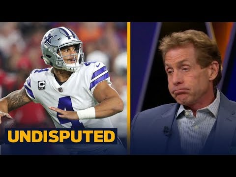 Skip Bayless reacts to the Dallas Cowboys' Week 3 win over the Arizona Cardinals | UNDISPUTED