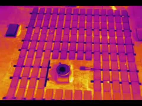 Drone Solar Panel Inspection with FLIR