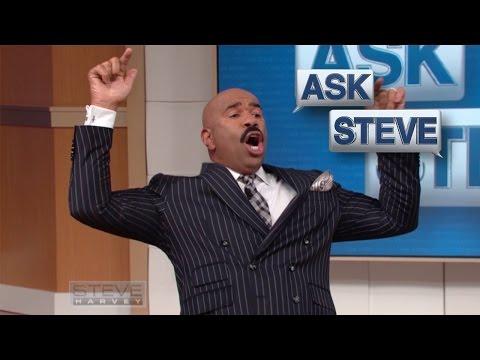 Ask Steve: KING KONG AIN'T GOT NOTHING ON ME! || STEVE HARVEY