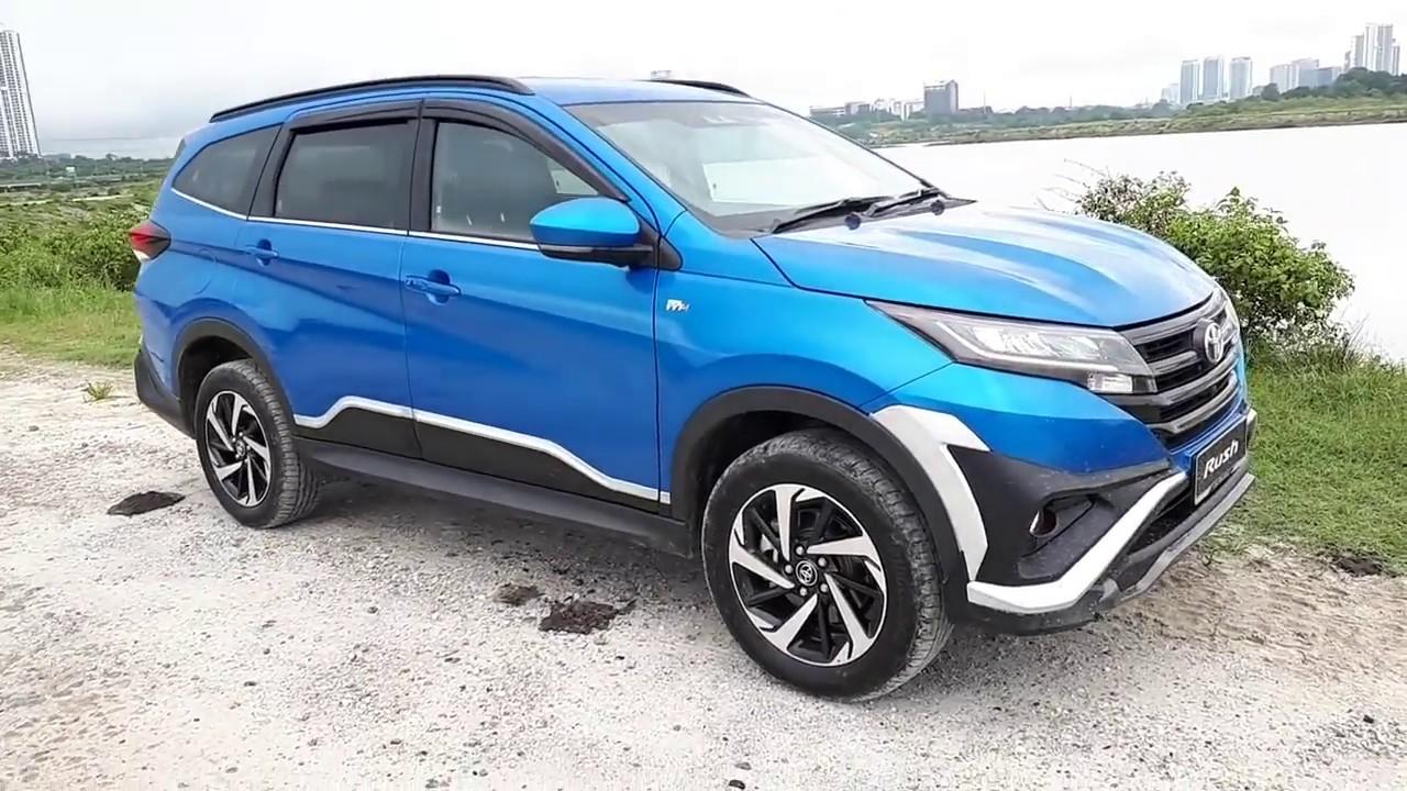 Toyota Rush Suv 2019 Review
