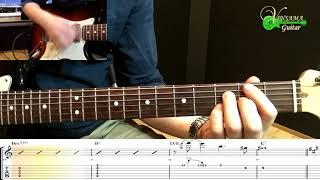 [비 오는 날의 수채화] 권인하, 김현식, 강인원 - 기타(연주, 악보, 기타 커버, Guitar Cover, 음악 듣기) : 빈사마 기타 나라