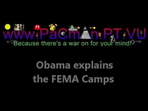 Nazi FEMA Camps Prisons And Reservations WATCH???