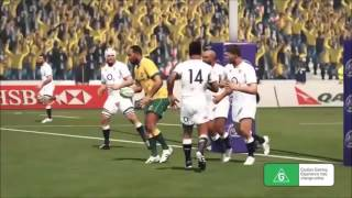 Rugby Challenge 3 - Official Gameplay Trailer