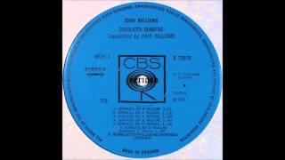 Scarlatti Six Sonatas , John Williams, Guitar