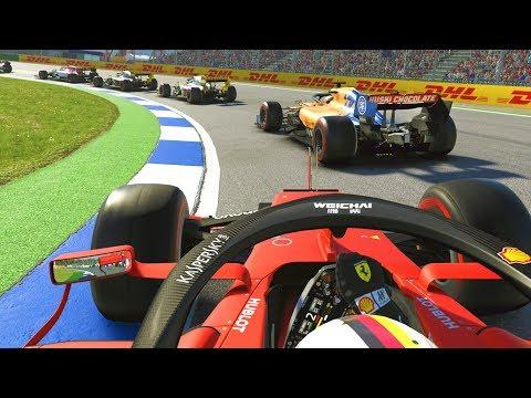 LAST TO ? CHALLENGE - Sebastian Vettel F1 2019 German GP Challenge