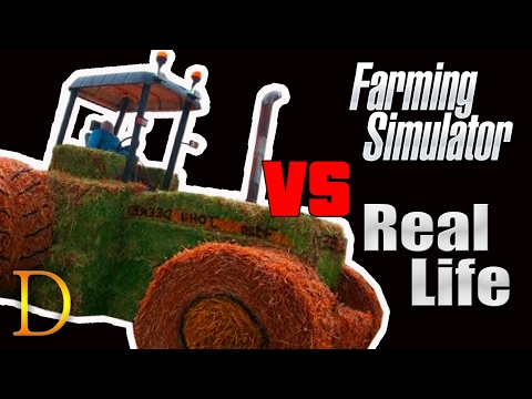 Farming Simulator vs Real Life [#2]