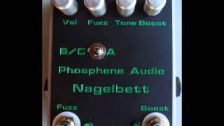 Phosphene Audio Nagelbett Distortion 1