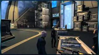 Star Trek Online: Lokation Starbase 1