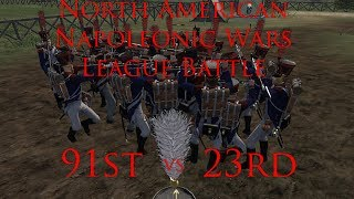 91st vs. 23rd - NANWL Linebattle Match (5/31/14)