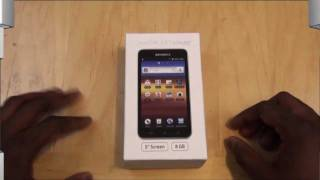 Samsung Galaxy Player 5.0 Unboxing & First Impressions