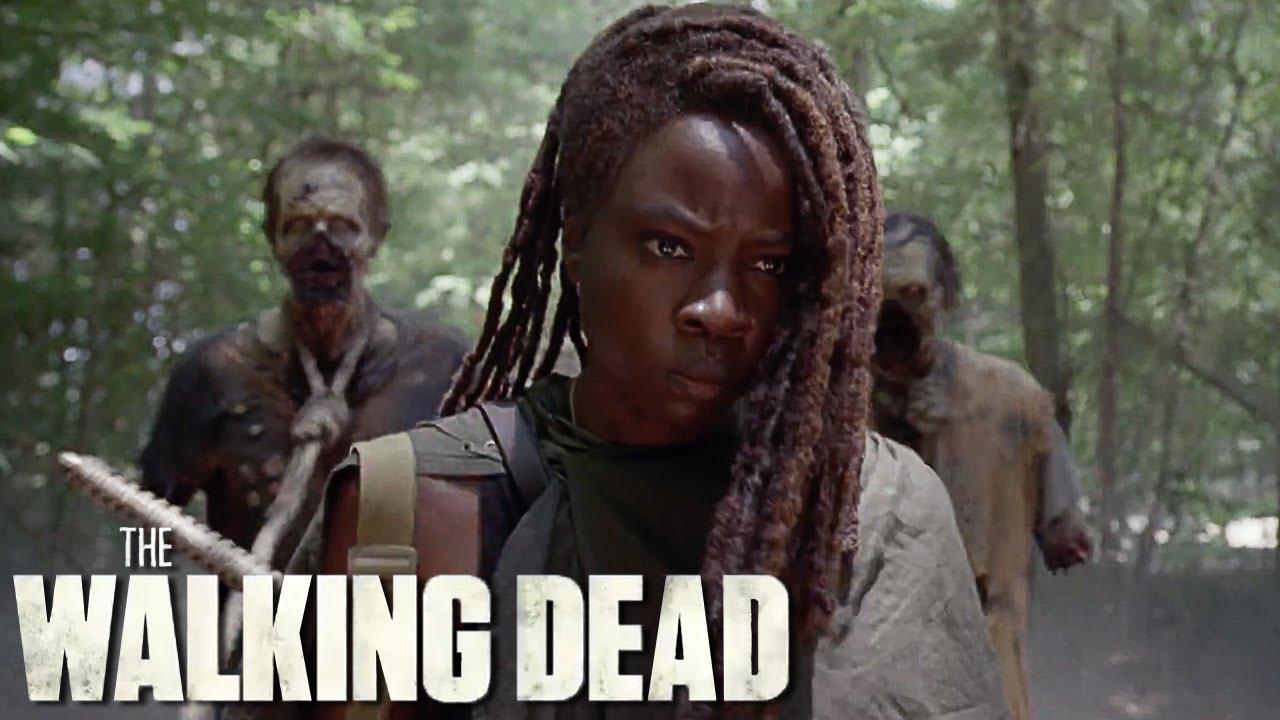 The Walking Dead Season  Trailer Youtube