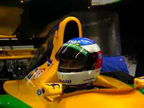 Benetton Ford 1993 F1 Youtube
