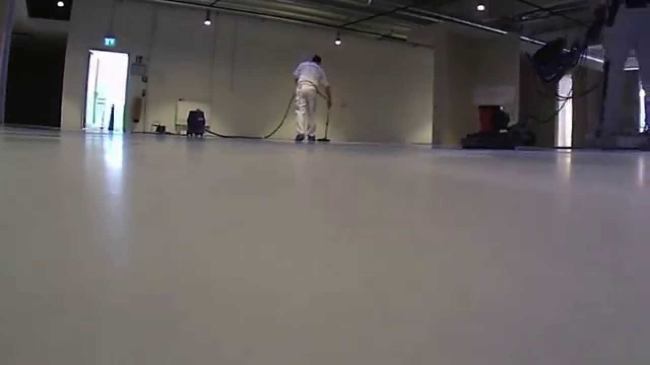 Fußboden Fliesen Polieren ~ Spachtelboden polieren und grundieren mineralico betonoptik