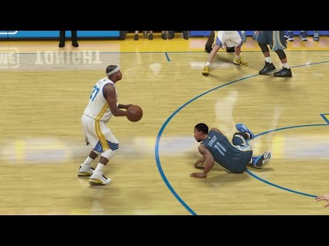 NBA 2K14 PS4 My Career - More Assists Than Points