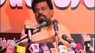 Anura allays fears over a JVP rule