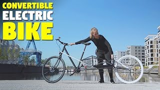 Convertible Electric Bike