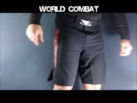 Bermuda Bad Boy MMA