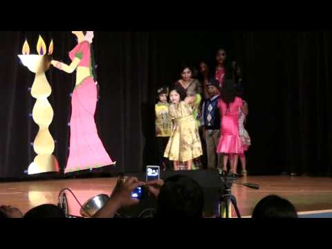 Kid's Fashion Show - Shobika