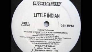 Little Indian - One Little Indian (J-Dilla Remix)