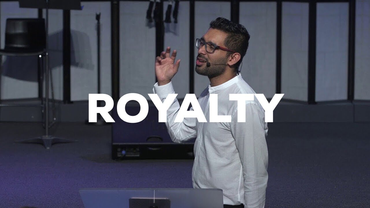 Because You Are Royalty - Pastor Shyju Mathew