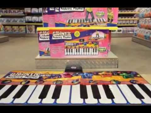 Hamleys Gigantic Piano Mat Youtube