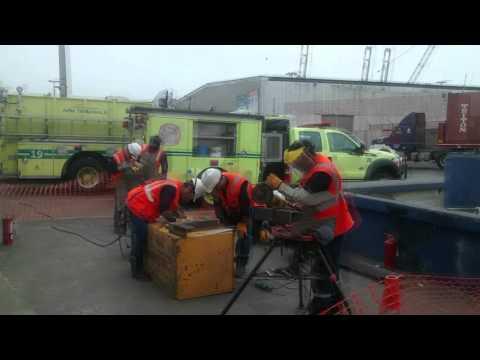 Instalación de sistema contra incendio. thumbnail