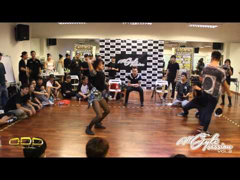 ODD X All Style Session Vol.2 | Reggae Top 4 | Xiao M VS Teddy