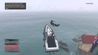 How to steal a super-yacht GTA 5 online