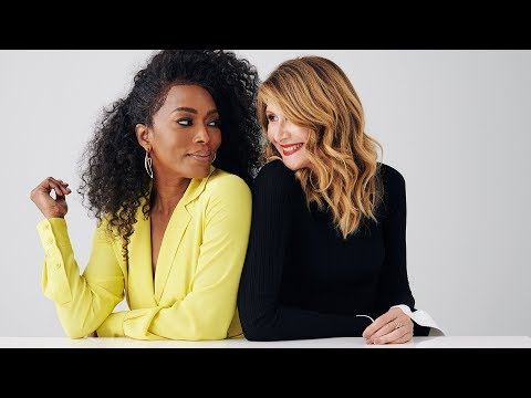 Laura Dern and Angela Bassett  Actors on Actors Full Discussion