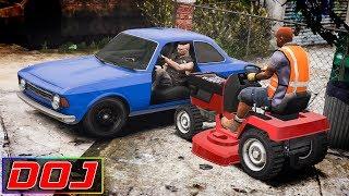 Video GTA 5 Roleplay - DOJ #87 - Lawn Mower Revenge download MP3, 3GP, MP4, WEBM, AVI, FLV Oktober 2018
