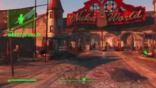 Fallout 4 DLC: Nuka-World pt33 - All-Out Raider War!