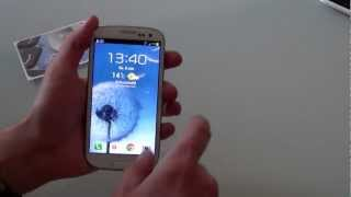 NEW Samsung GALAXY VS HTC | Unbox - Comparison | Hardware & Software  ( 2 )