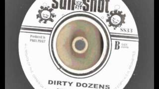 Phill Pratt Allstars - Dirty Dozens - Sunshot Records - Repress Rocksteady Instrumental