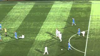 Italia - Slovakia - Gol fantasma.MOV