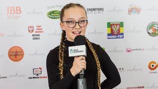 Sportowiec Roku 2019: Julia Morawska najmłodszą uczestniczką plebiscytu