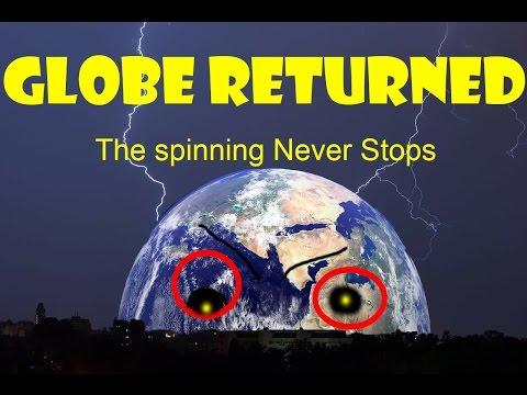 Globe Returned Horror Movie Flat Earth