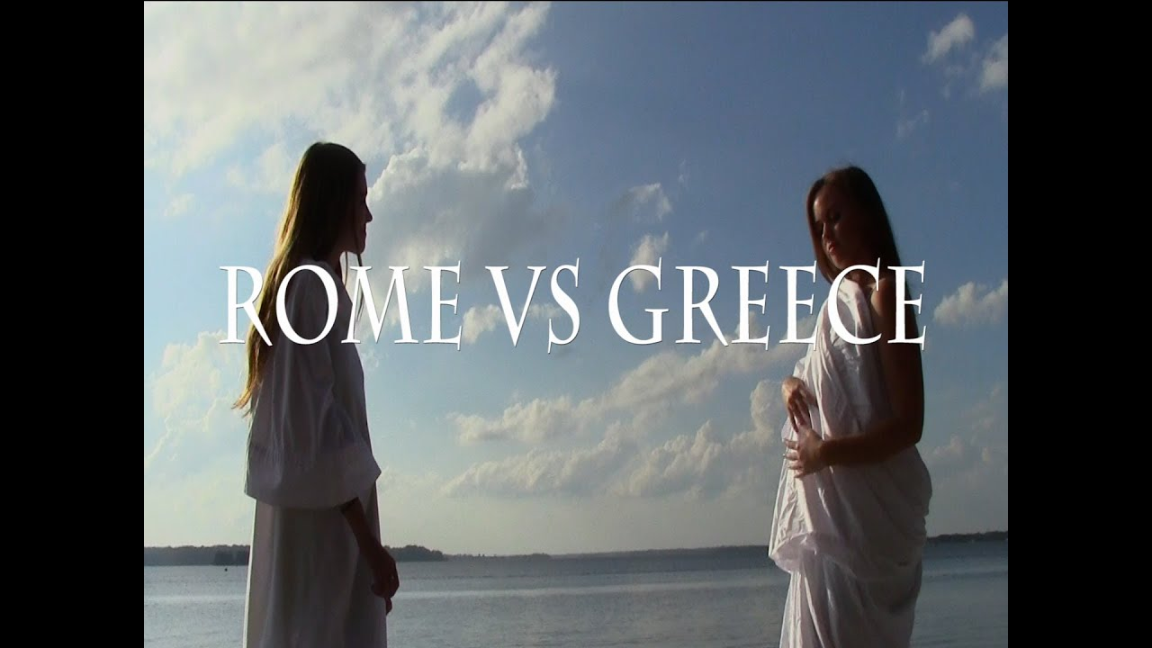 rome vs greece What are the differences and similarities of roman and greek politics by laura leddy turner rome's artistocracy originated in ancient rome and greece.