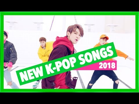 NEW K-POP SONGS - JANUARY 2018 (WEEK 2)