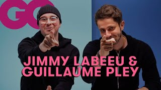 Les 10 Essentiels de Guillaume Pley & Jimmy Labeeu (pistolet, Playstation et batterie externe) | GQ